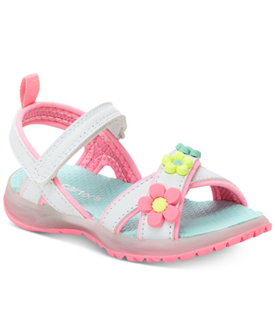 Carter's Stacy 2 Light-Up Sandals, Toddler & Little Girls (4.5-3)