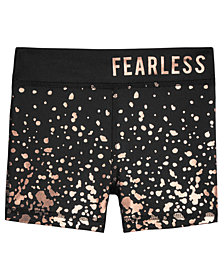 Ideology Fearless Shorts, Toddler Girls, Created for Macy's