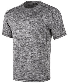 Greg Norman for Tasso Elba Men's Heathered T-Shirt, Created for Macy's