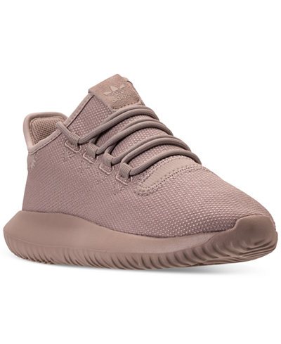 adidas Big Boys' Tubular Shadow Knit Casual Sneakers from Finish Line
