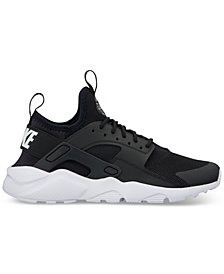 Nike Big Boys'   Air Huarache Run Ultra Running Sneakers from Finish Line