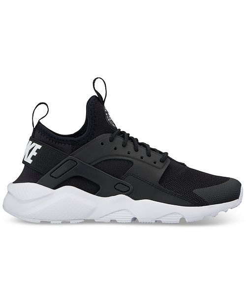 112646c7d3d9 ... Nike Big Boys  Air Huarache Run Ultra Running Sneakers from Finish ...