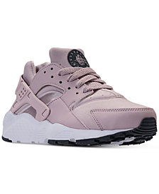 Nike Big Girls' Huarache Run Running Sneakers from Finish Line