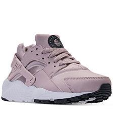 Nike Big Girls' Huarache Run Running Sneakers from Finish Line