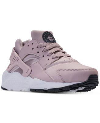 Nike Big Girls\u0027 Huarache Run Running Sneakers from Finish Line