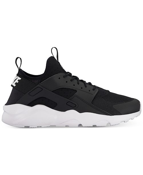 wholesale dealer b5372 4a8f5 ... Nike Men s Air Huarache Run Ultra Casual Sneakers from Finish ...