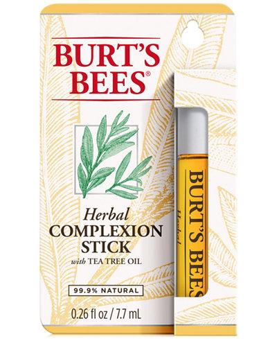 Burt's Bees Herbal Complexion Stick, 0.26 fl oz.