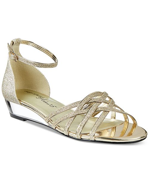 249d26ec21c Easy Street Tarrah Evening Sandals  Easy Street Tarrah Evening Sandals ...