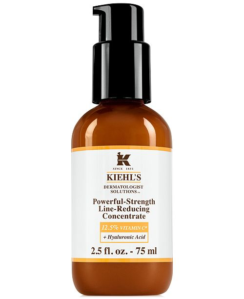 Kiehl's Since 1851 Dermatologist Solutions Powerful-Strength Line-Reducing Concentrate, 2.5 fl. oz.