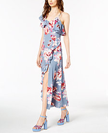 Jill Jill Stuart Floral Asymmetrical Dress, Created for Macy's