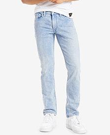 Levi's® 511™ Slim Fit Light Acid Wash Jeans