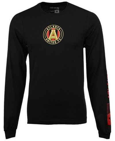 adidas Men's Atlanta United FC Keeper Long Sleeve T-Shirt