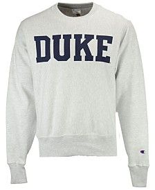 Champion Men's Duke Blue Devils Reverse Weave Crew Sweatshirt