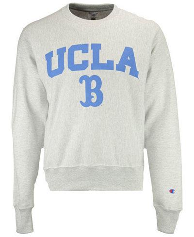 Champion Men's UCLA Bruins Reverse Weave Crew Sweatshirt