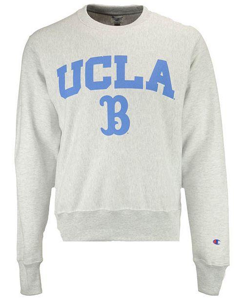 520b6d55 Men's UCLA Bruins Reverse Weave Crew Sweatshirt