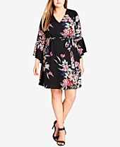 Plus Size Dresses Macy S