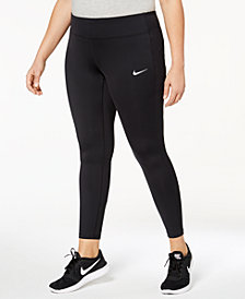 Nike Plus Size Racer Tights