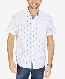Nautica Men's Anchor-Print Shirt