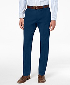 타미 힐피거 바지 Tommy Hilfiger Mens Modern-Fit TH Flex Stretch Comfort Solid Dress Pants