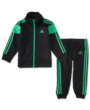 adidas 2-Pc. Full-Zip...