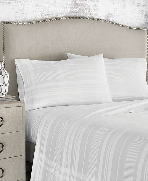 46335b923 Tommy Hilfiger Laurel Dobby Bedding Collection & Reviews - Bedding ...
