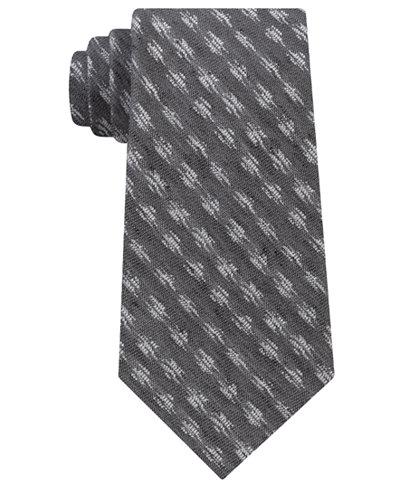 Calvin Klein Men's Ikat Denim Neat Tie
