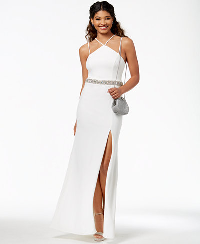 Fancy Prom Dress Macys Image Collection - Dress Ideas For Prom ...