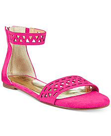 Thalia Sodi Jacey Flat Sandals, Created for Macy's