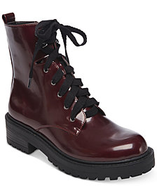Madden Girl Alicee Combat Booties