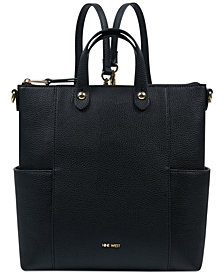 Nine West Nova Back Medium Convertible Backpack
