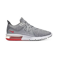 Mens Nike Air Max Sequent 3 Running Sneakers Deals