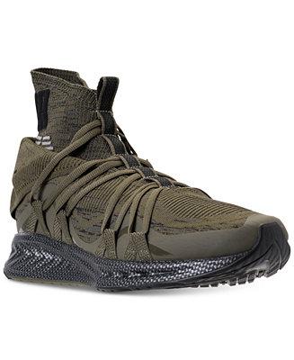 super popular 47365 98d5a Puma Men's Ignite Evoknit Fold CF Casual Sneakers from ...