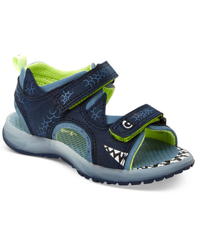Carter's Funny Light-Up Sandals, Toddler Boys & Little Boys