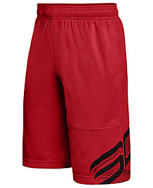 Under Armour SC30 Shorts, Big Boys