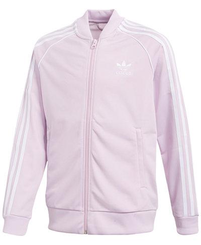adidas Originals Track Jacket, Big Girls