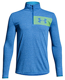 Under Armour Threadborne 1/4-Zip Sweatshirt, Big Boys