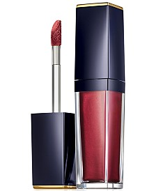 Estée Lauder Pure Color Envy Paint-On Liquid Lip Color - Metallic, 0.23-oz.