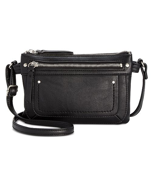 INC International Concepts INC Riverton Mini Crossbody, Created for Macy's