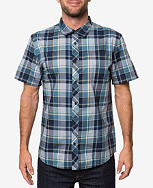 O'Neill Men's Paramount Yarn-Dyed Plaid Shirt