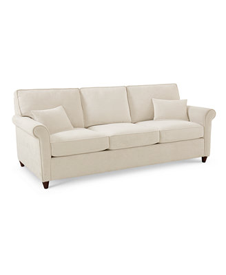 "Lidia 82"" Fabric Sofa, Created For Macy's by Macy's"