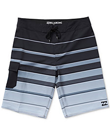 "Billabong Men's All Day X Stripe 21"" Board Shorts"