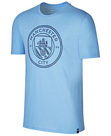 Nike Men's Manchester City Club Team Crest T-Shirt
