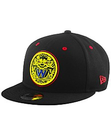 New Era Golden State Warriors City Series 9FIFTY Snapback Cap