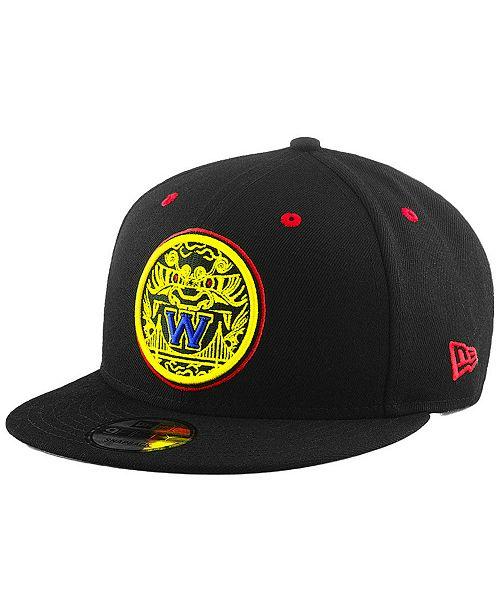 huge discount 7596d 21867 ... New Era Golden State Warriors City Series 9FIFTY Snapback Cap ...