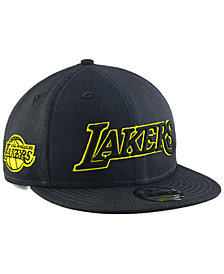 New Era Los Angeles Lakers City Series 9FIFTY Snapback Cap