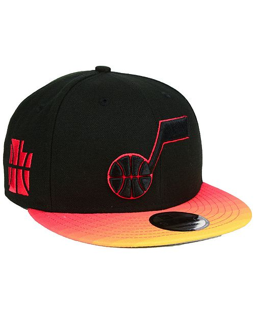 New Era Utah Jazz City Series 9FIFTY Snapback Cap - Sports Fan Shop ... f364c5f8e79