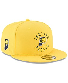 New Era Indiana Pacers Statement Jersey Hook 9FIFTY Snapback Cap