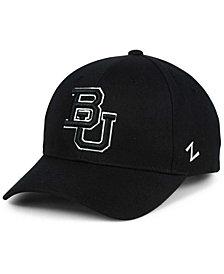 Zephyr Baylor Bears Black & White Competitor Cap