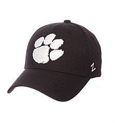 Zephyr Clemson Tigers Black & White Competitor Cap