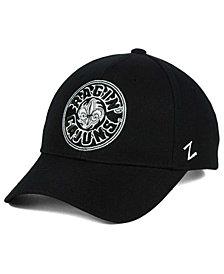 Zephyr Louisiana Ragin' Cajuns Black & White Competitor Cap